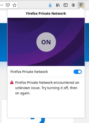 FFPN issue connecting